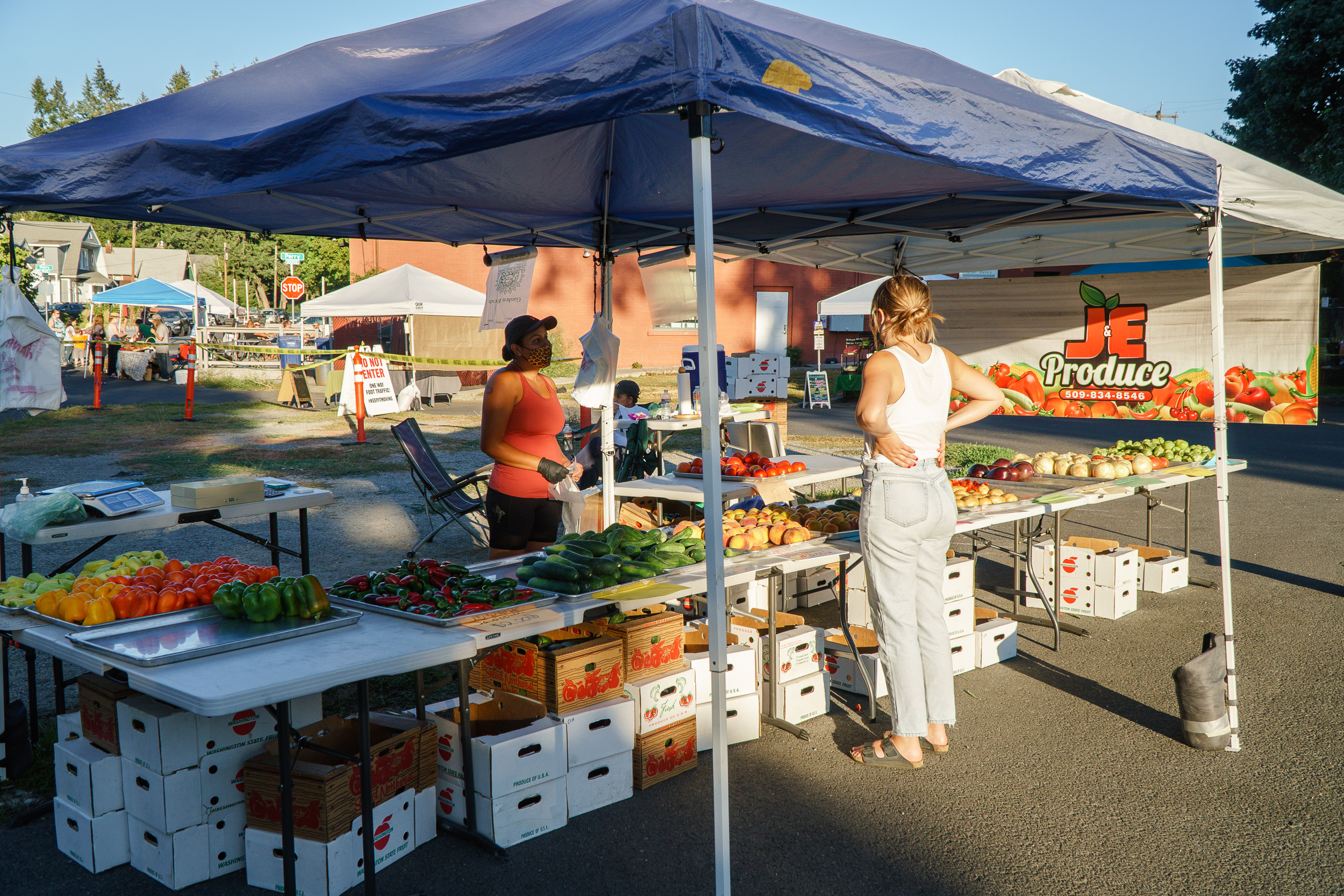 South Perry District Thursday Market